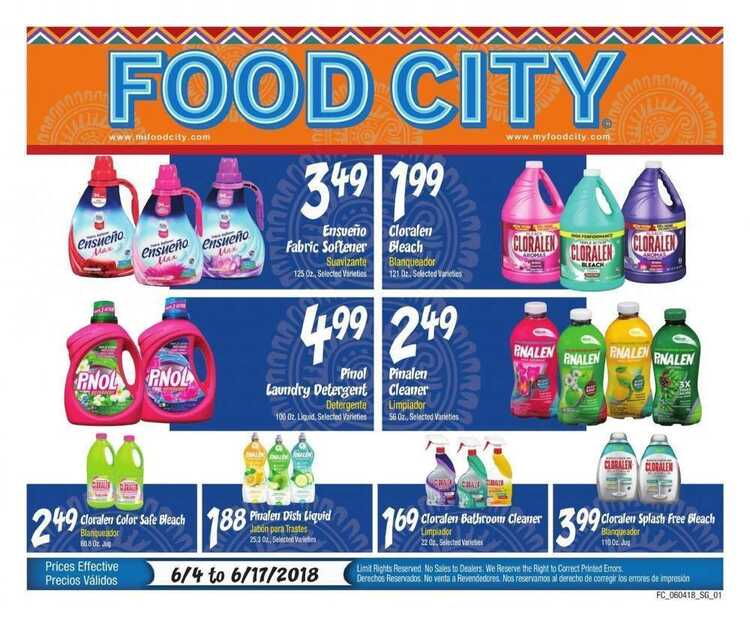 food city weekly ad tucson June 10 to June 17 2018