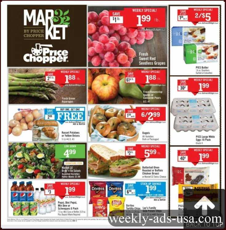 price chopper weekly ad 11/4