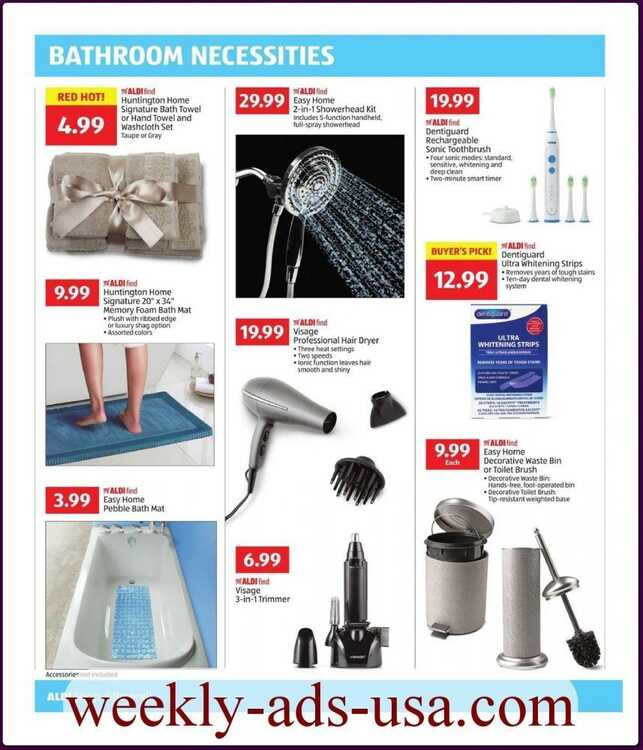 aldi weekly ad January 13